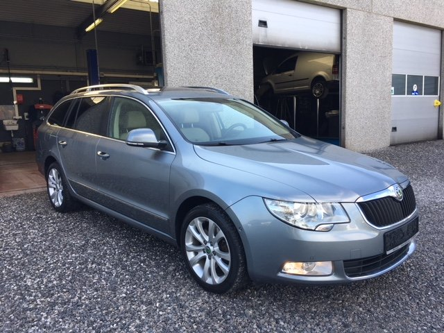 SKODA SUPERB BREAK**ELEGANCE*BOITE AUTO**FULL FULL OPTION 13.500€ | Stylcar2