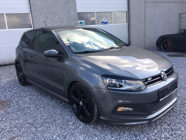 VW POLO TDI ***FULL R-LINE*** 8.950€ | Stylcar2