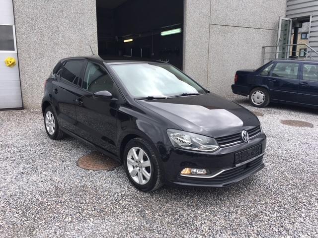 VW POLO 1600TDI **COMFORTLINE** 10.500€   Stylcar2