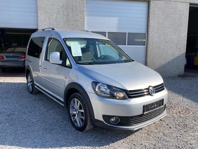 VW CADDY **CROSS**BOITE DSG** 14.990€ 24 MOIS DE GARANTIE | Stylcar2